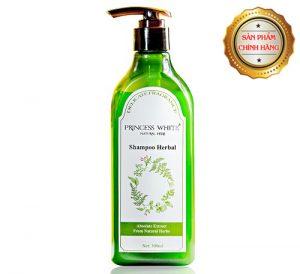 Dầu Gội Thảo Mộc Princess White Shampoo Herbal từ thiên nhiên