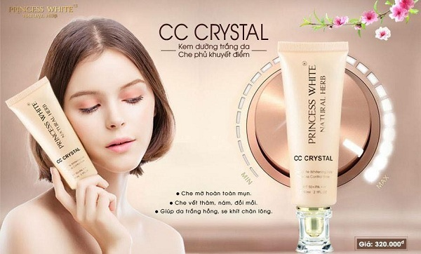 kem Cc Cream Crystal