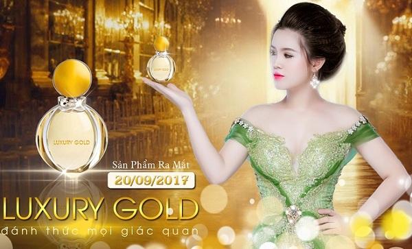 Nước Hoa Luxury Gold