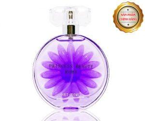 Nước hoa RuBy Princess White cao cấp hương nhẹ nhàng, quyến rũ