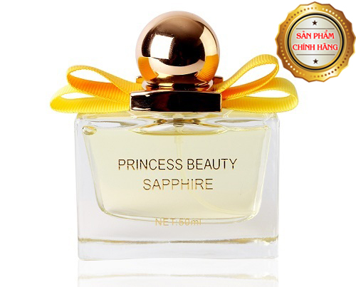 Nước hoa SAPPHIRE Princess White hương thơm độc đáo, đầy mê hoặc